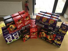 Easter Eggs from The Creggan Court Hotel